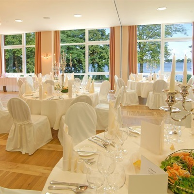 Hochzeit In Berlin Hotel Am See