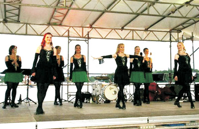 The Donegals Irish Folk Dance